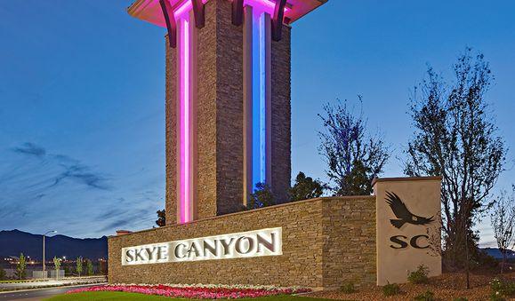 SkyeCanyon-NEV-Monument:Skye Canyon
