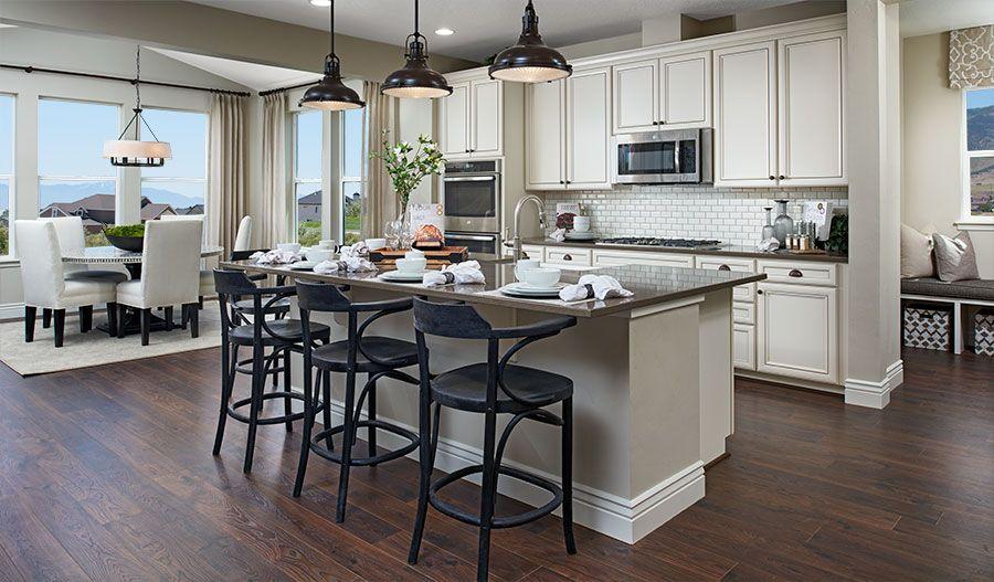 Coronado-SLC-Kitchen/nook (Newman Ranch):The Coronado