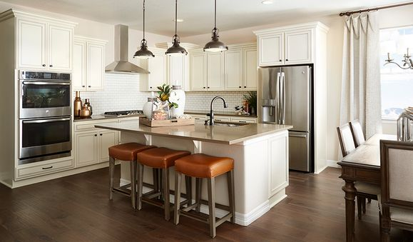 Arlington-DEN-Kitchen (Copperleaf):The Arlington