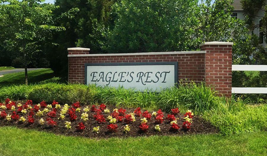 Eagle'sRest-BM-Monument:Eagle's Rest