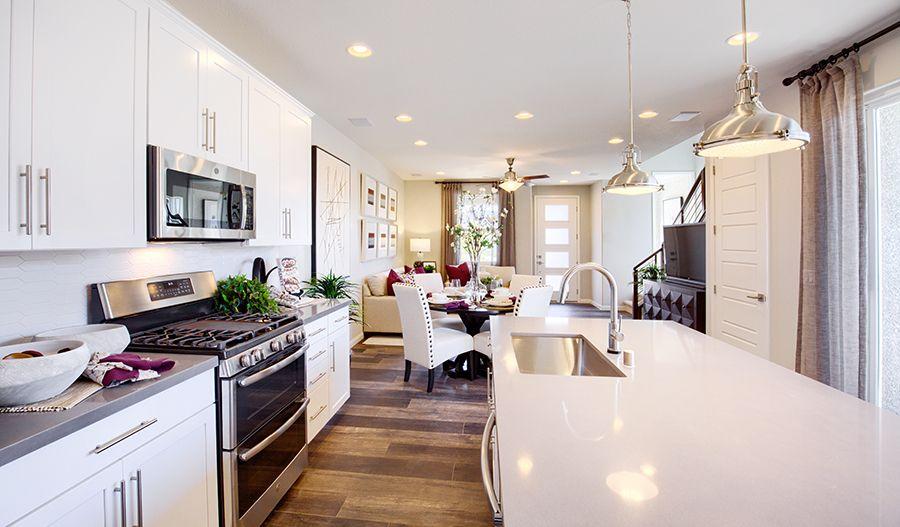 DuettoAtCadence-LV-Boston Kitchen:The Boston