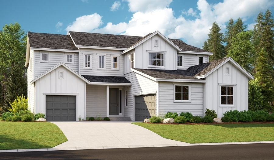 Daley-G600-MagnoliaHeights Elevation A:The Daley Elevation A