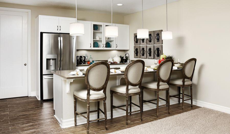 Fairfield-DEN-Arlington Kitchen:The Arlington