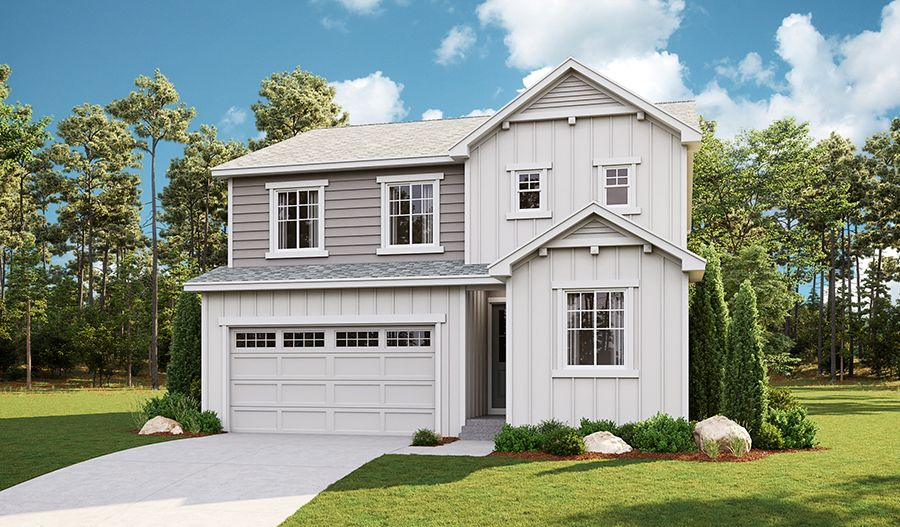 Pearl-D913-ColliersHill Elevation A:The Pearl Elevation A