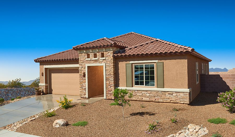 Timothy-TUC-Exterior daytime (Eagle Crest Ranch):The Timothy