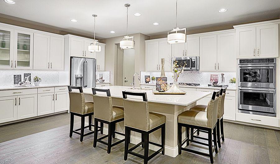 Coronado-LV-Kitchen (Highland Hills):The Coronado