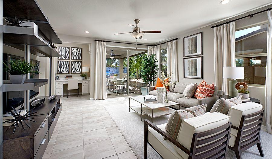 SeasonsAtCanyonTrails-PHX-Sunstone Family Room:The Sunstone