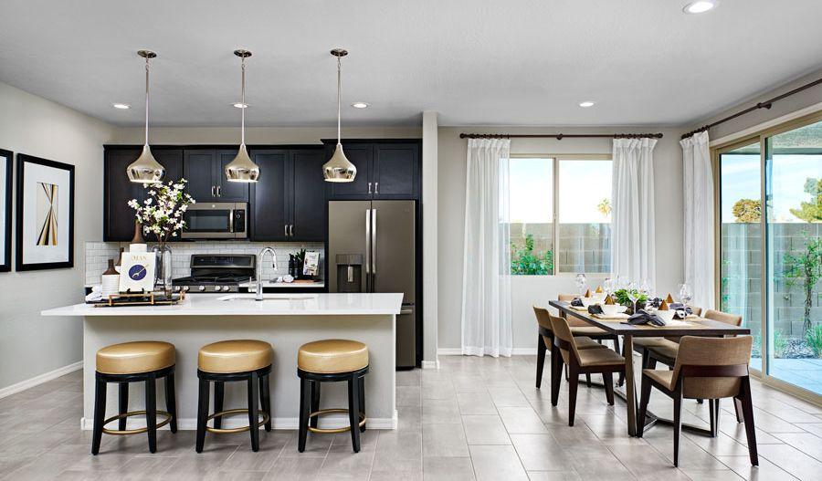 SeasosnAtLaBellaVida-PHX-Moonstone Kitchen Nook:The Moonstone