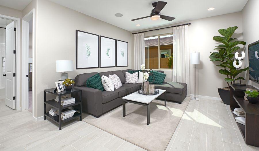 PHX-VistaDelVerde-Emerald-Guest-suite:The Emerald Guest Suite