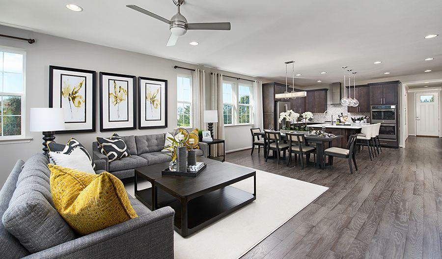 Arlington-MidA-SouthernHills Great Room:The Arlington