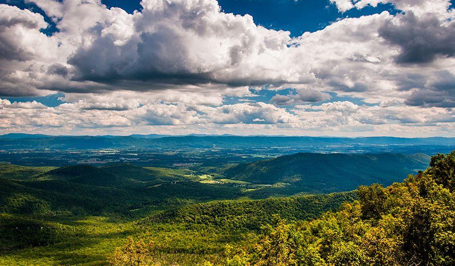 SeasonsAtCedarSpring-NVA-ShenandoahValley Stock Photo:Shenandoah Valley