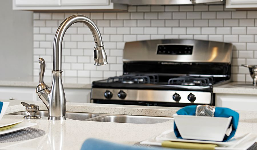 Seasons Series (New) - Onyx - Faucet:Kitchen Detail