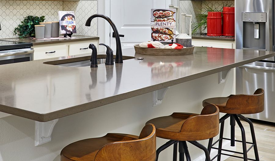 Seasons Series (New) - Ruby - Kitchen Detail:Kitchen Detail
