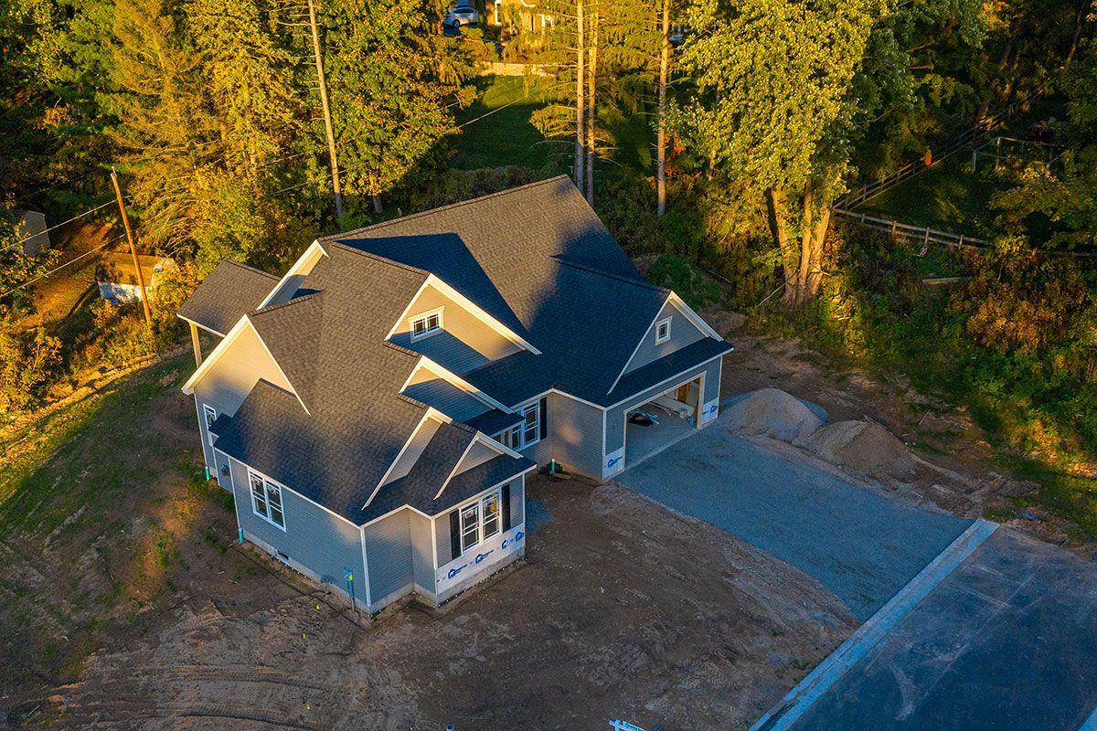 Custom Home:New Home