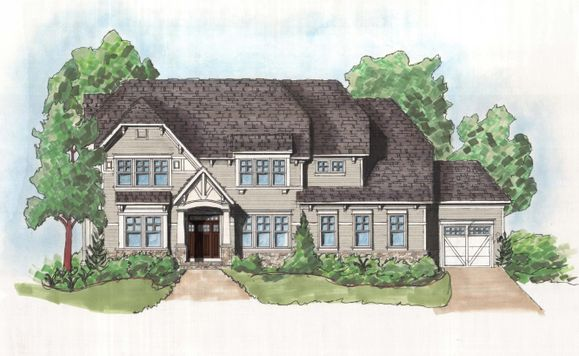 Exterior:Finley - Elevation #1