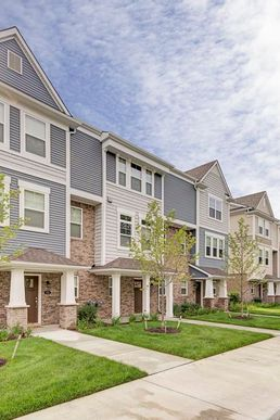 Town Home Exterior Photos