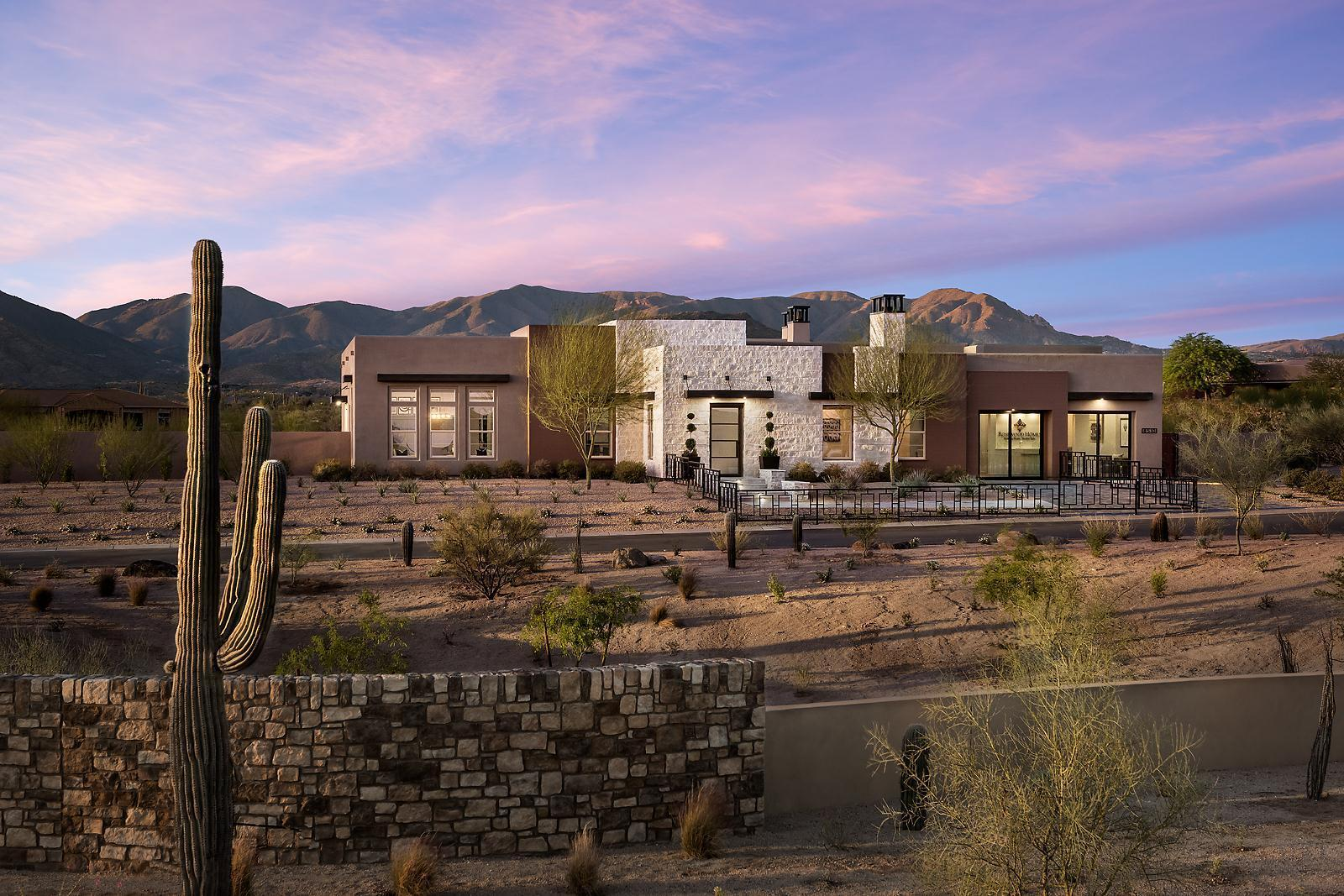Residence Four :Desert Contemporary