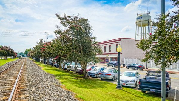 Garner, NC Downtown:Garner, NC - Future home of Minglewood Townhomes
