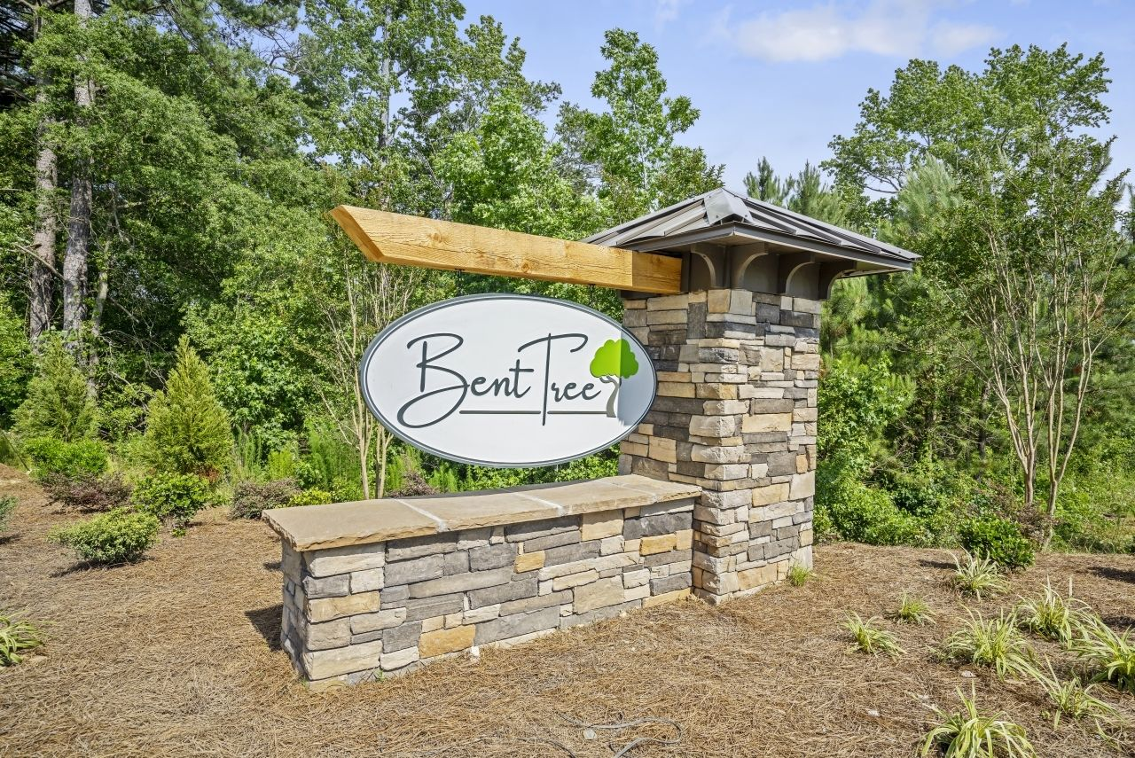 Bent Tree by Mattamy Homes - Entrance Monument