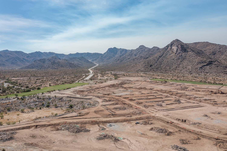 Fairways in Victory at Verrado aerial view 3 of land in Buckeye Arizona by William Ryan Homes Pho...:Fairways in Victory at Verrado - Aerial View 3 - Coming Soon!
