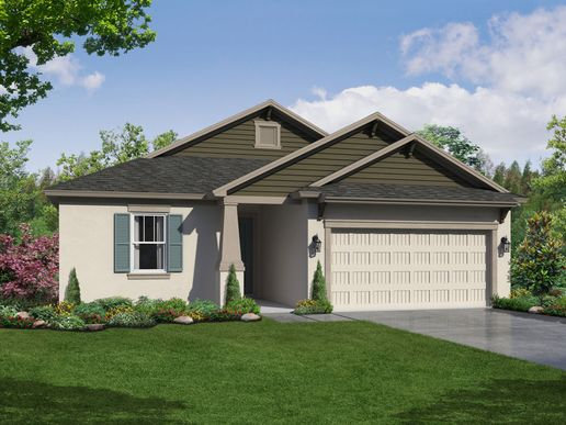 Sweetwater Coastal elevation William Ryan Homes Tampa:Sweetwater - Coastal Elevation