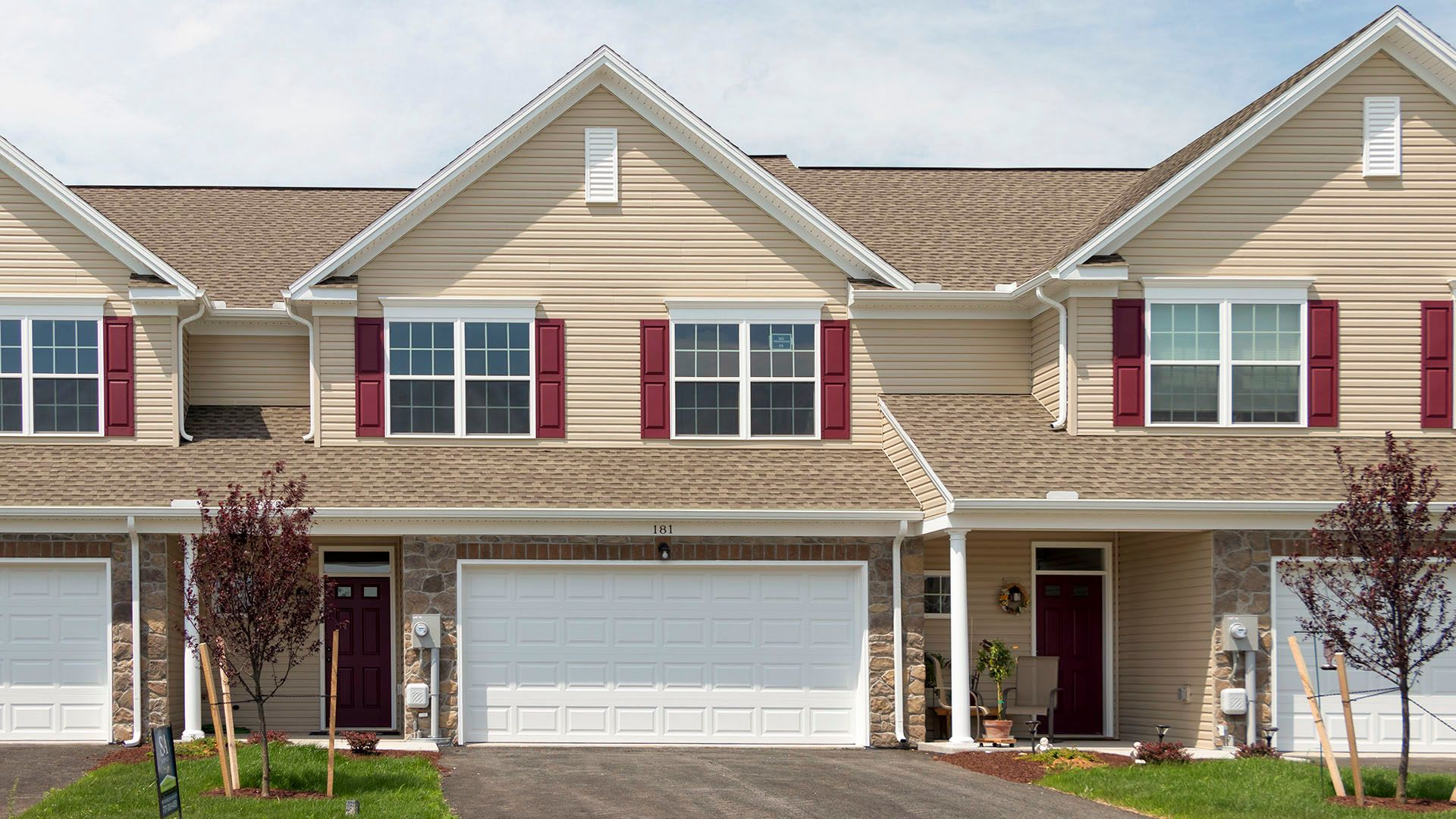 Cannon RIdge:Townhome exterior