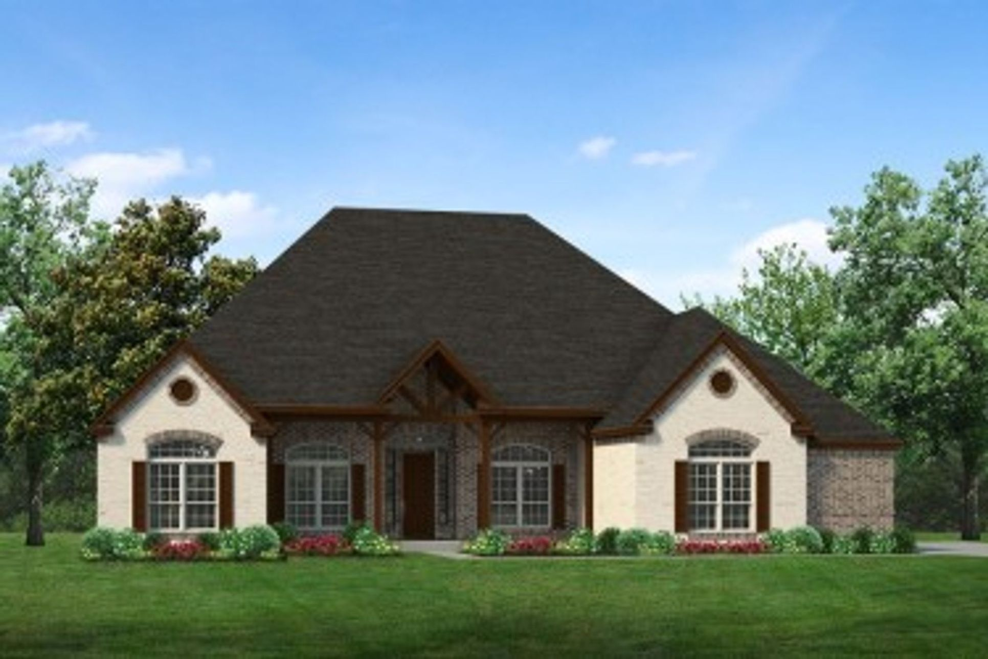 The Kingswood:Elevation A