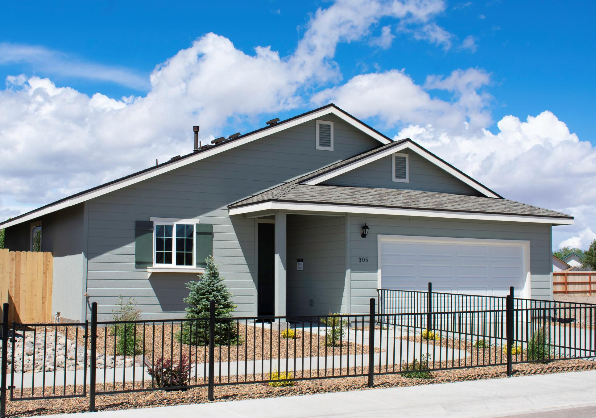 Model Home:Elevation A