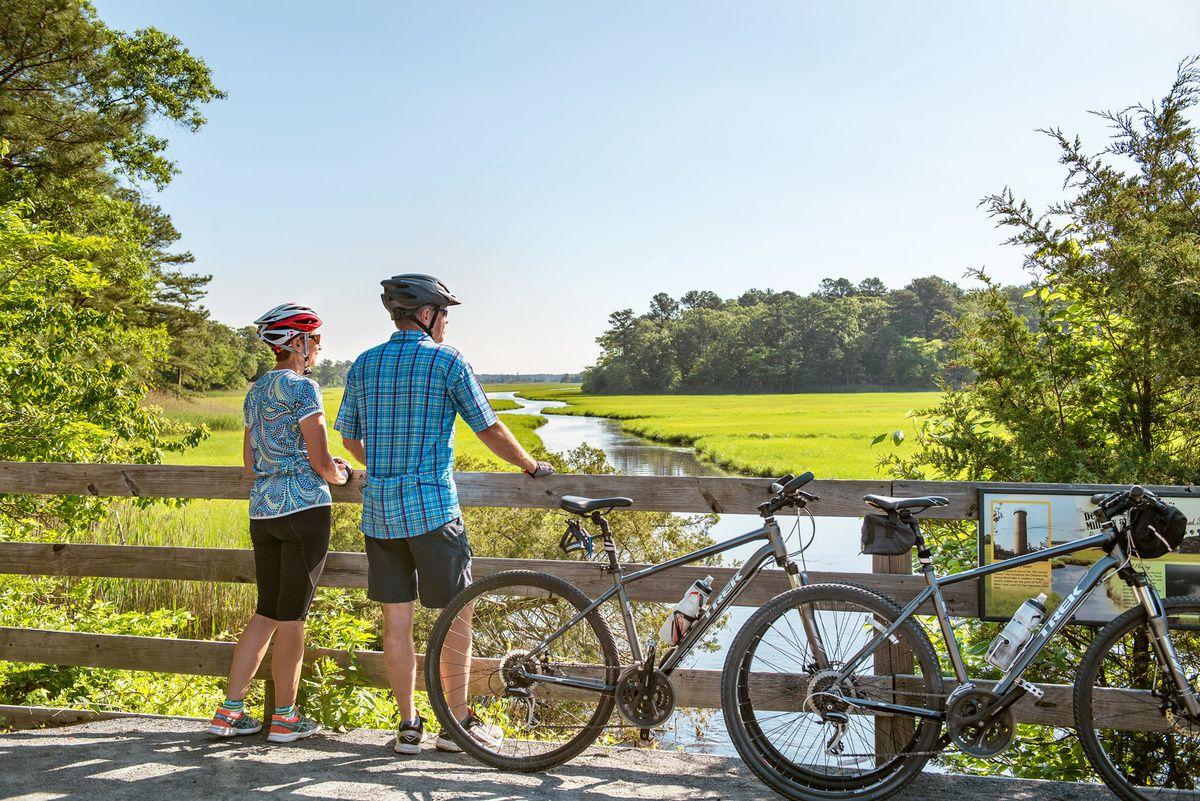 Rehoboth's incredible bike trails