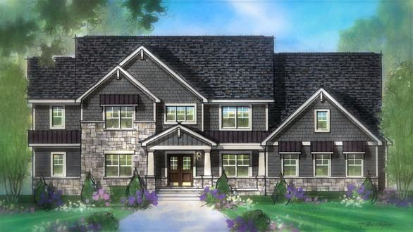Deephaven Exterior *Please ask about other available styles.
