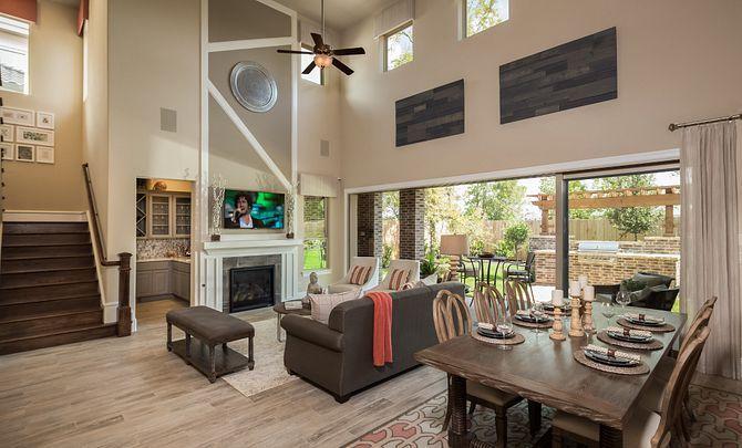 Plan 5050 Living Area