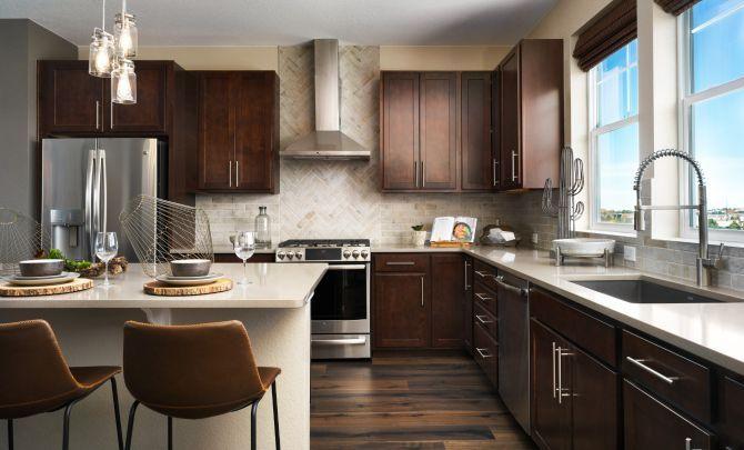 Kitchen:Plan 2201 Kitchen