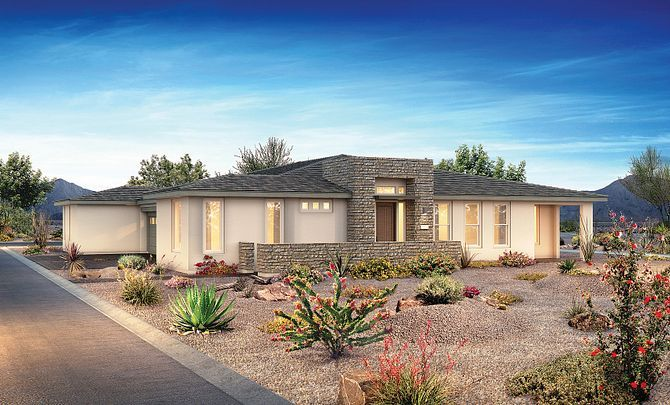 Trilogy in Summerlin Haven Exterior A:Exterior A
