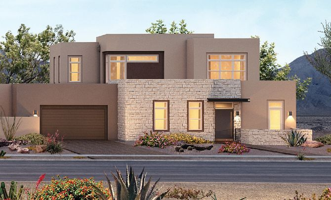 Trilogy in Summerlin Luminous Exterior C:Exterior C