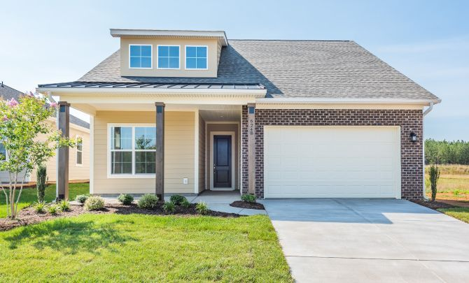 Trilogy Lake Norman Quick Move In Homesite 713 Ext:Exterior