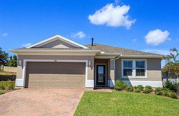 Trilogy Orlando Affirm Model Home:Exterior