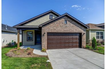 Trilogy Lake Norman Quick Move In Home Glory Plan:Front Exterior