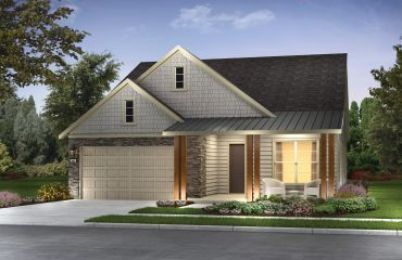 Trilogy at Lake Frederick Refresh Plan D Elevation:Exterior