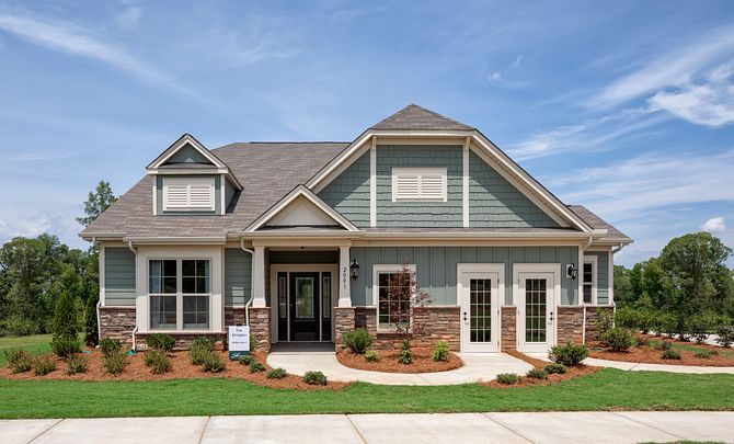 Ellington Model Home