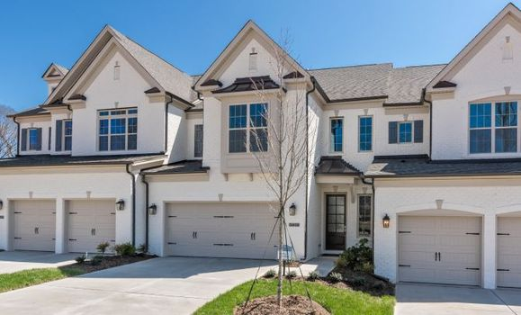 Tindall Park Exterior Townhomes