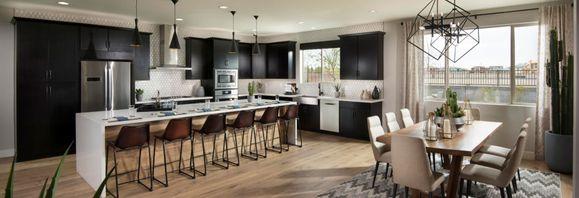 Plan 4584 Excite Kitchen