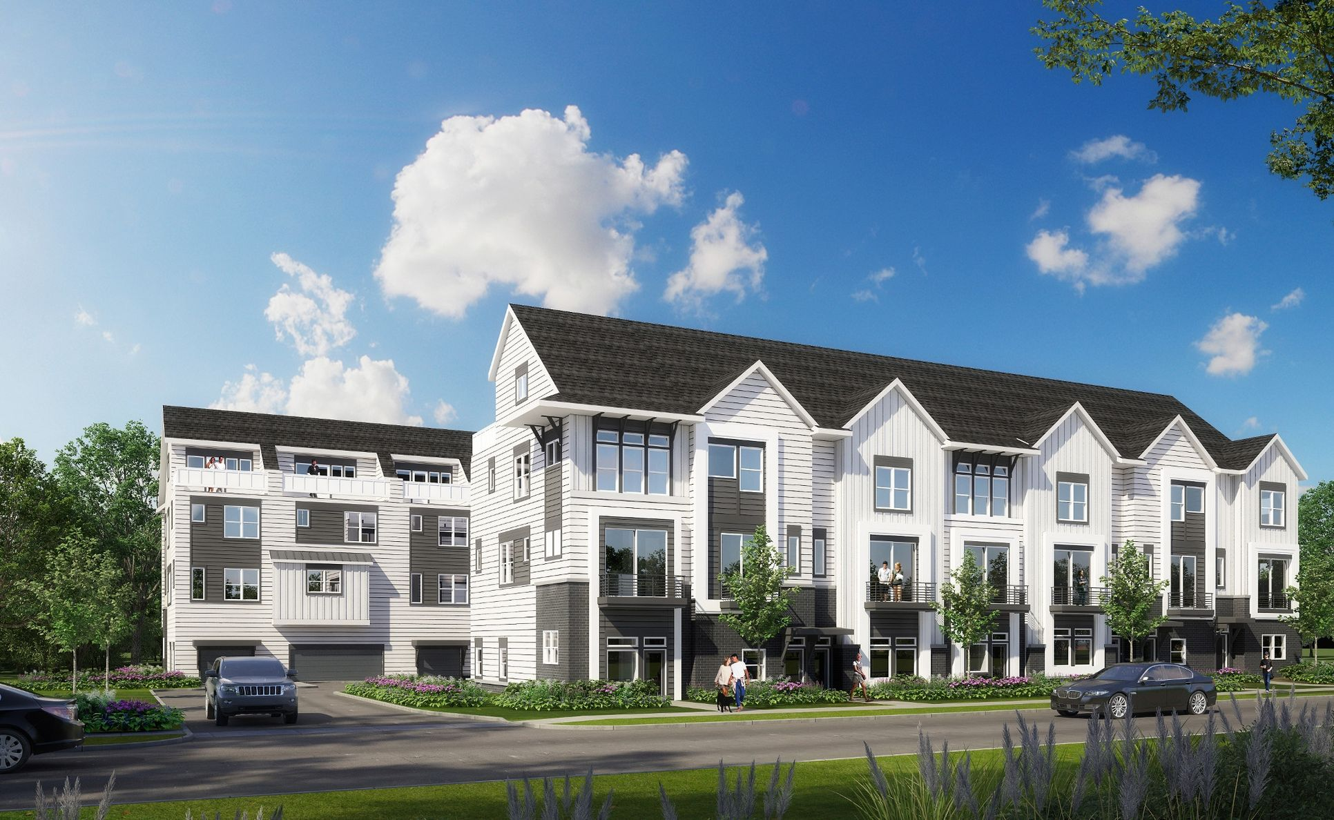 Lucent at Cotswold rendering