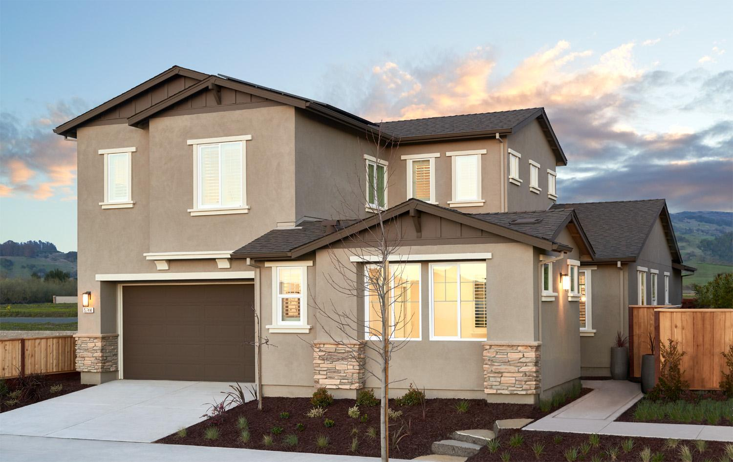 Sycamore at University District:Residence 4 model