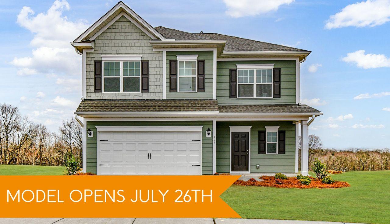 Model Opens July 26th:Model Opens July 26th