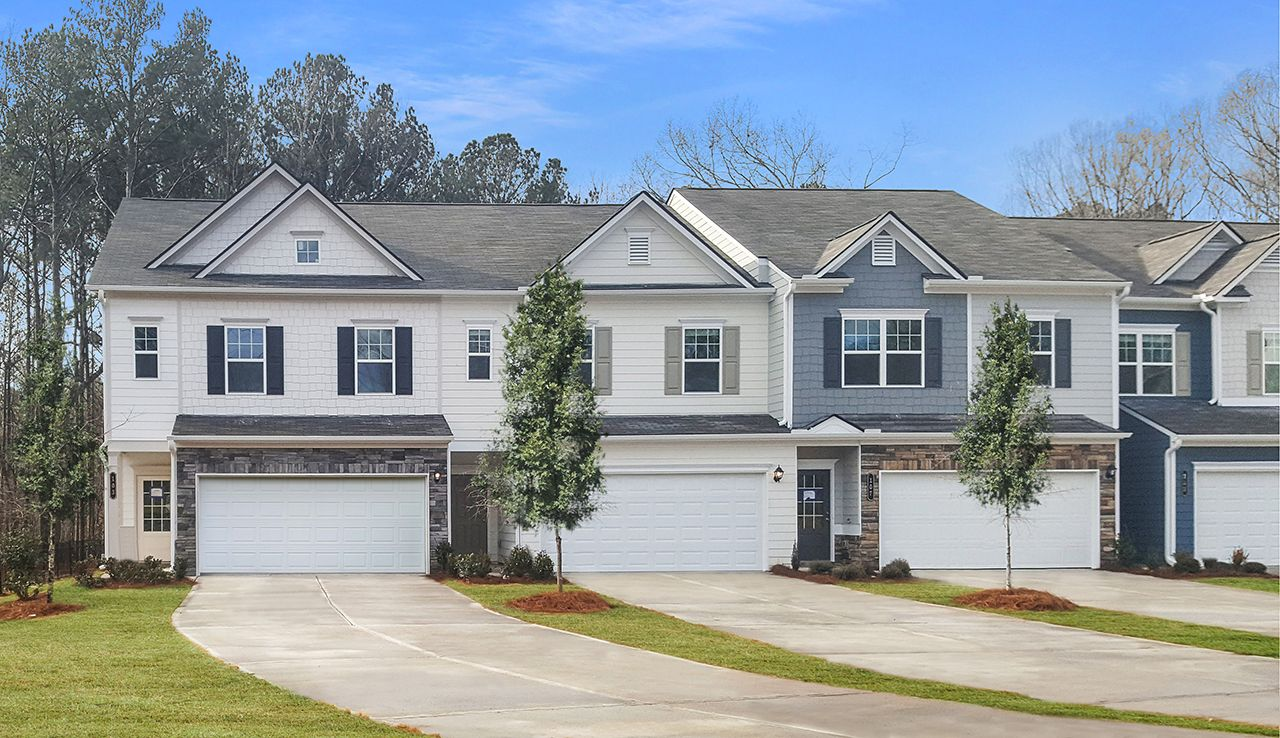 New Construction Townhomes:New Construction Townhomes
