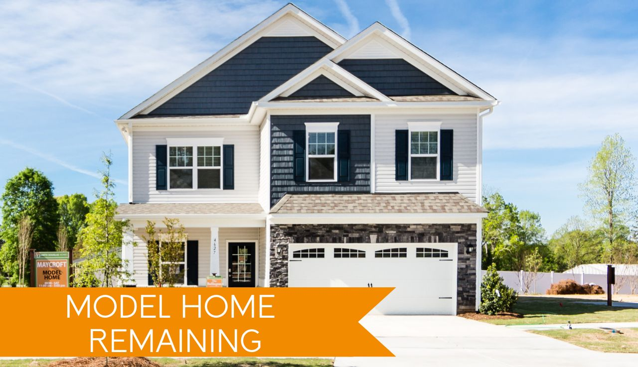 Model Home Remaining