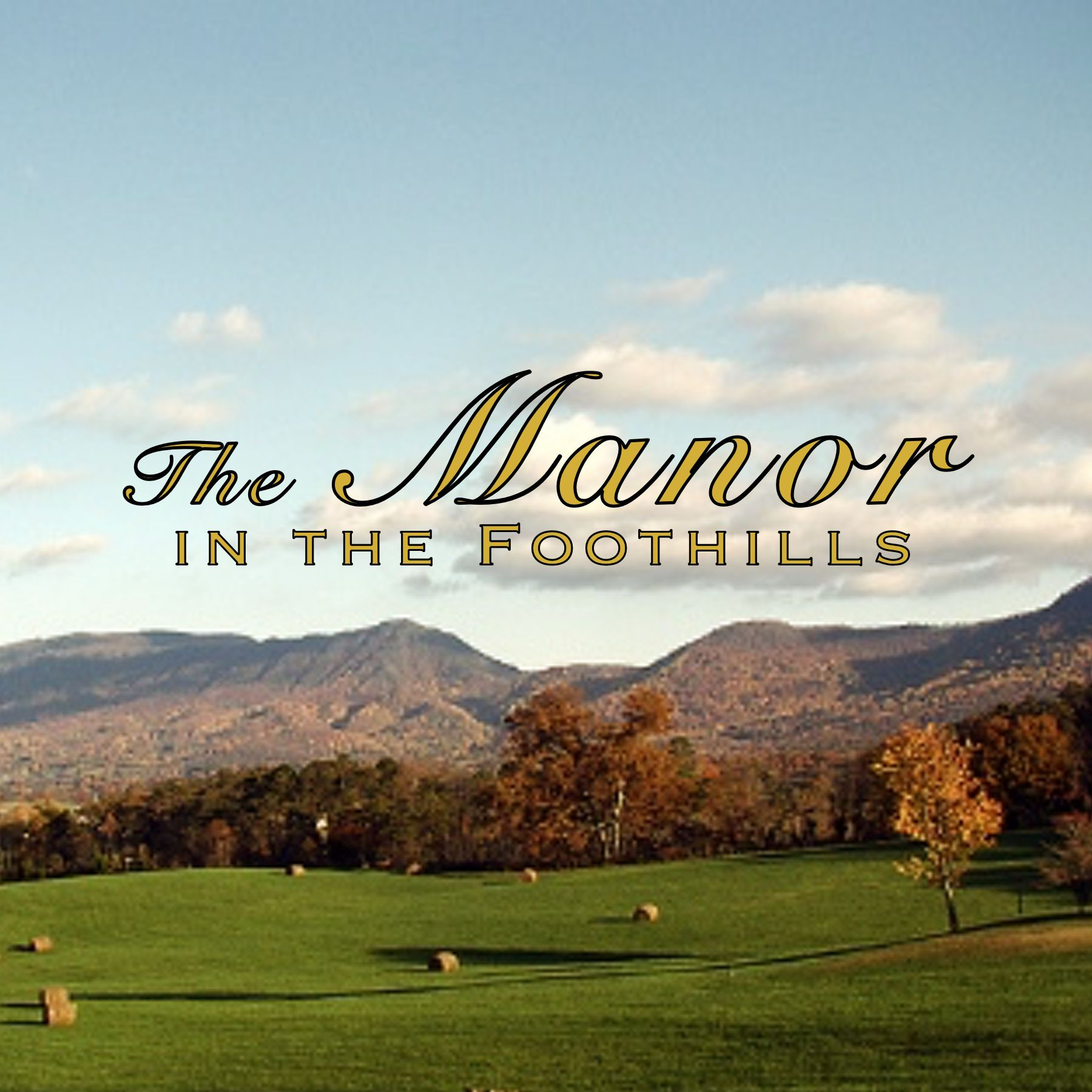 The Manor In The Foothills,37803