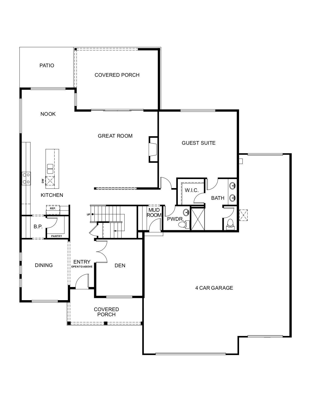 The Marbury:Downstairs