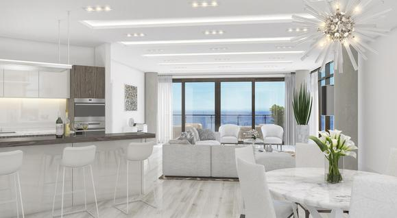 Designed by Monteforte Architectural Studios, Artist's Rendering