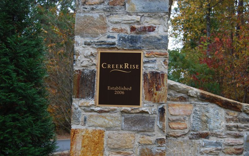 Creek Rise,31909